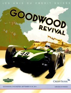 Image result for goodwood revival posters images