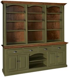 Genial Westmoreland Woodworks   Huntington Base And Hutch   Jordanu0027s Furniture