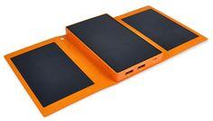 CES 2015: Helios – incarcatorul solar care promite sa incarce un iPhone in 90 de minute