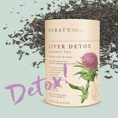 Your liver is responsible for cleaning the body of toxins and to keep your internal organs running effectively. Might be time to show it some love with our Liver Detox Tea