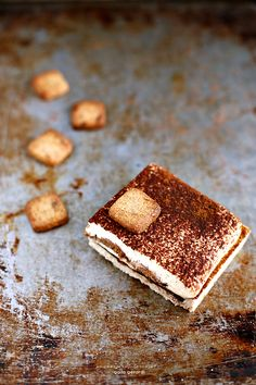 Crostata Tiramisù cioccolato.