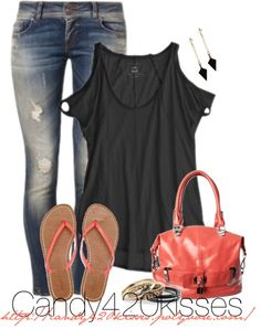 """""""Untitled #864"""" by candy420kisses on Polyvore"""