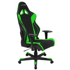 DX Racer DXRacer Racing Series High-Back Rocker Gaming Chair Strong Racing Style Office Chair(Multiple Color), Black And Red Call Of Duty, Gta, Black And White Chair, Black White, White Chairs, Color Black, Red Chairs, Office Gaming Chair, Gaming Setup