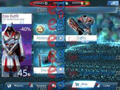 Assassin's Creed Identity Android Hack and Assassin's Creed Identity iOS Hack. Remember Assassin's Creed Identity Trainer is working as long it stays available on our site.