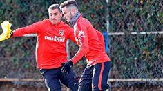 Simeone recupera a Saúl ante el Sevilla
