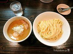 Warito — 和利道 tsukemen - un tipo di ramen ti portano i noodles a parte e li inzuppi nel brodo