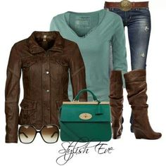 Love this winter style
