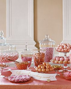 Hmmmm....So BEAUTIFUL and most certainly; Delicious!!   Via skyblue-events.blogspot.com