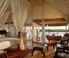 Tanzania The retreat Selous Game Reserve
