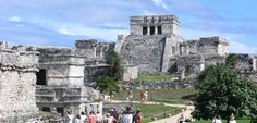 Tulum Ruins: Mayan Ruins Tulum Mexico photos and history- LocoGringo
