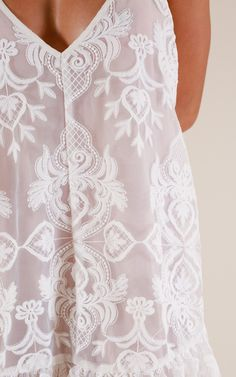 90756d41f6b6 Lush Lover Dress In White Lace Produced | Cabello | Lover dress ...