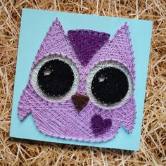 Owls by Didi Lou on Etsy