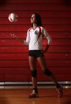 Volleyball pic ideas