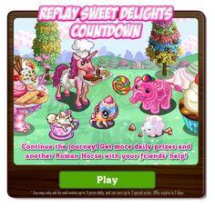 Sweet Delight Countdown
