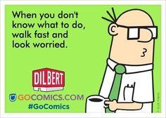 Dilbert - Wally