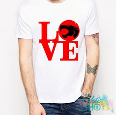 a598be1fb6403 Looking for love thundercats t-shirt by on an awesome