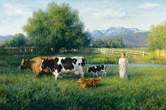 Robert Duncan ''Country girl''