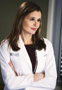 Grey's Anatomy - Season 11 - First look at Geena Davis + premiere title revealed