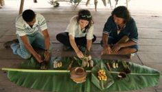 Yasuni Volunteer Program The Kichwa community is an indigenous community that lives in the Amazonian rainforest right on the boarder of Yasuni National Park. The National Park is a protected area for conservation and reforestation
