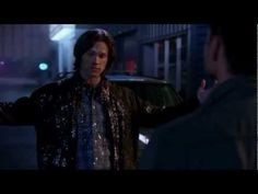 Supernatural 7x14 Ending Scene - Dean Laughs At Sam After His Clown Fight. This is so funny poor sammy lol