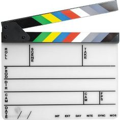 "Pearstone Acrylic Dry Erase Clapboard with Color Sticks (9.25x11 inches) by Pearstone. $36.46. The Pearstone SADC-911 is a production slate made of white acrylic and designed to be used with dry erase markers. A cost-effective production tool that's especially useful in sync sound productions--whether video, film, or dual-system DSLR--the slate comes with standard-size color clapper sticks and has a writing surface of 7 x 11"".Writing Surface: Dry EraseDimensions (WxH):..."
