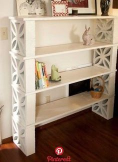 Home ideas diy storage bookshelves 32 super Ideas Bookcase Storage, Diy Storage, Bookshelves, Bookshelf Speakers, Brick Shelves, Diy Wood Shelves, Cinder Block Shelves, Cinder Blocks, Cinder Block Furniture