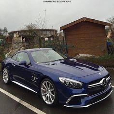 Mercedes-AMG SL65 V12 Biturbo Photo: @chrissagramol (by: amg63club ) [Mercedes-AMG SL 65| Fuel consumption combined: 11,9 (l/100 km) | CO2 emission combined: 279 g/km]