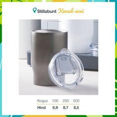 Stiilne termoskruus 350 ml. Hind koos graveeringuga (kuni 12 Lisandub KM. Canning, Home Canning, Conservation