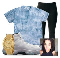 """""""Untitled #258"""" by brooklynnmckenna ❤ liked on Polyvore featuring Joe Browns, Sophomore, NIKE and Michael Kors"""