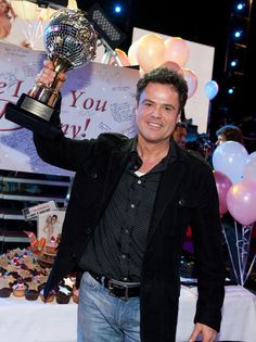 Donny Osmond <3.Was my very first crush.Please check out my website thanks. www.photopix.co.nz