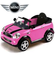 Prinsel - Auto Minicooper Girl