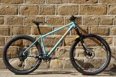 87a870346b7 First Look | This 2019 Pace RC529 hardcore steel hardtail is 65mm longer  than last year!