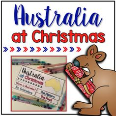 Learn how our friends from Down Under celebrate Christmas with this interactive, no prep, FREE flipbook and extra exit ticket-style booklet.What do I get? 4 page flipbook with cover (and 3 different verisons of 1 page) Australia-shaped writing INB, perfect for use as an exit ticket!Looking for more on Christmas in Australia?To get more lesson ideas for Christmas in Australia, along with read aloud recommendation, check out this blog post.