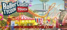 Here we provide you RollerCoaster Tycoon Touch MOD APK (Unlimited Tickets/Money) with latest version of Android. We also give mod . Free Android Games, Free Games, Roller Coaster Tycoon, Ghost House, Simulation Games, Coasters, Touch, Money, 2 Unlimited