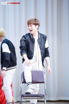 [17.04.16] Busan Fansign Event - Rocky