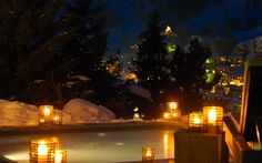 Chalet Les Anges, Zermatt, Switzerland. Luxury ski chalet with exceptional service, wonderful private spa and stunning views of the Matterhorn - from Firefly Collection. www.firefly-collection.com
