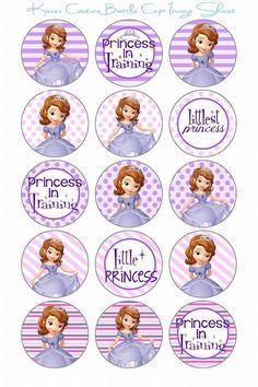 candy bar princesa sofia - Buscar con Google
