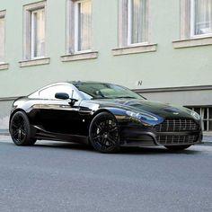 Mansory Style Aston Martin Vantage