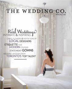 The Wedding Co. Magazine