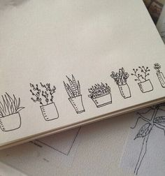 Image via We Heart It #art #cool #draw #Easy #nature #picture #plant #love