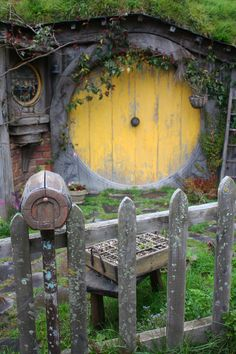 Hobbiton, New Zealand-- will go there with Brody-- 13 birthday?