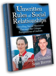 Learning about autism begins with Temple Grandin:  Welcome to Temple Grandin's Official Autism Website www.templegrandin.com