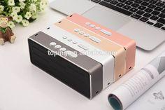 Hot Selling New Mini USB TF Portable Wireless Bluetooth Speakers