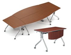 Lizell Office Furniture - Training Tables - Bungee