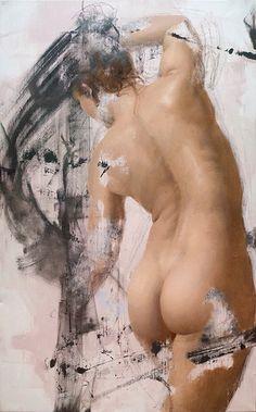 Shane Wolf Fusion. oil on canvas, 116 x 73 cm. — con Sergio Rivas Alfaro.