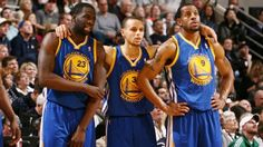 Golden State Warriors: Green, Curry, and Iguodala: Uh-Oh lineup