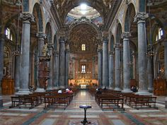 san giuseppe dei teatini- Palermo