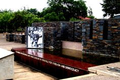 Memorial - Soweto Township - Johannesburg, South Africa Countries Around The World, Around The Worlds, Incline Village, Olympic Peninsula, Agra, Germany Travel, East Coast, South Africa, Bali