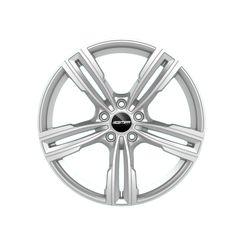 Reven Silver Alloy wheel / Cerchio in lega leggera Reven Silver Front Alloy Wheel, Traditional Design, Car, Wheels, Silver, Automobile, Silver Hair, Cars, Autos
