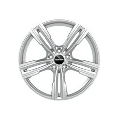 Targa Glossy Black Alloy wheel / Cerchio in lega leggera